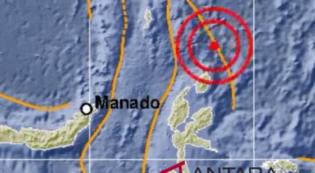 زلزال بقوة 5.2 درجة يضرب شمال شرق جزيرة موروتاي