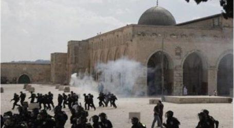 عودة الهدوء للمسجد الأقصى بعد مواجهات