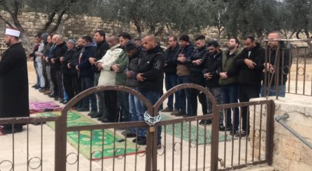 الاحتلال الإسرائيلى ينتقم من فاتحي باب الرحمة