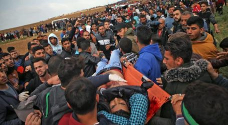 """فلسطين : قتل """"إسرائيل"""" متظاهري غزة يرتقي لجريمة حرب"""