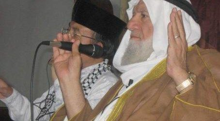 نعت جماعة المسلمين حزب الله بإندونيسيا خطيب المسجد الأقصى سابقا الشيخ محمد صيام