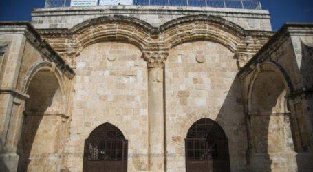 وزير الأوقاف: باب الرحمة هو أحد مباني الأقصى المبارك