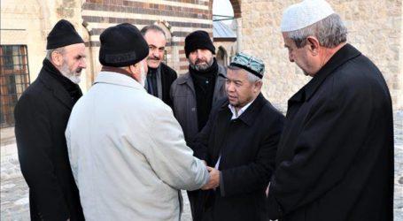 الأويغور يثنون على جهود تركيا لإغلاق معسكرات الاعتقال الصينية
