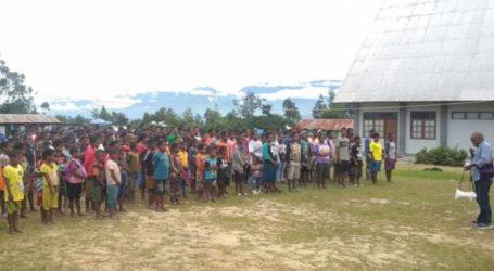 تبادل لاطلاق النار في بابوا  يجبرأكثر من 80 معلما على الفرار إلى مناطق آمنة
