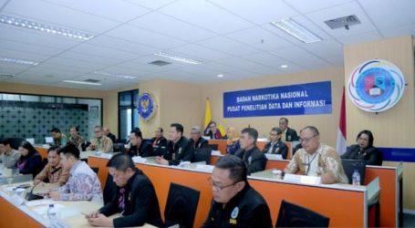 إندونيسيا وكولومبيا على استعداد لدعم مكافحة المخدرات