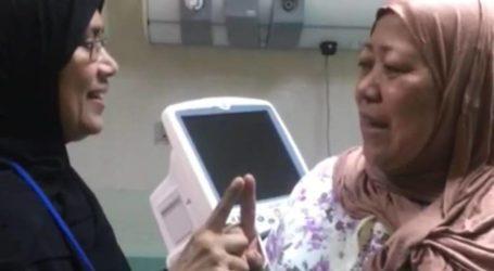 فلبينية مرافقة لإحدى المريضات تشهر إسلامها