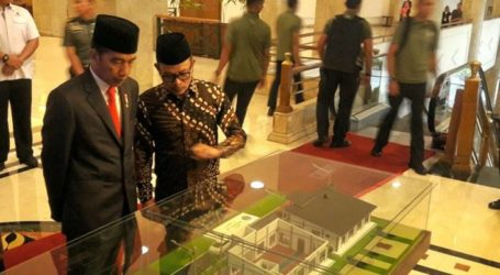 الرئيس جوكو ويدودو يأمل تحسين  فعالية مركز التدريب في المدارس الداخلية الإسلامية