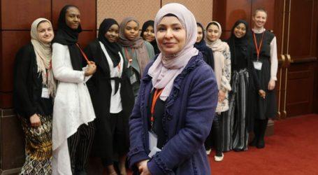 """شباب مسلمون يزورون الكونغرس في """"يوم الدفاع عن حقوق المسلمين"""" تقرير"""
