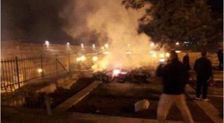 سبب حريق المسجد الأقصى