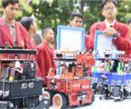 اندونيسيا تفوز في مسابقة الروبوت العالمية في الولايات المتحدة الأمريكية