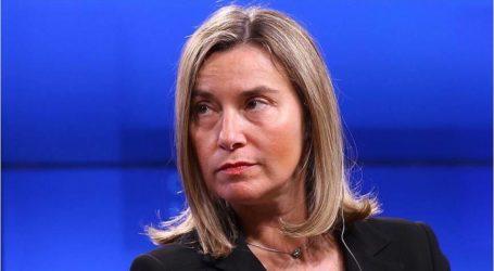 موغريني: إقامة إسرائيل للمستوطنات يهدد حلّ الدولتين