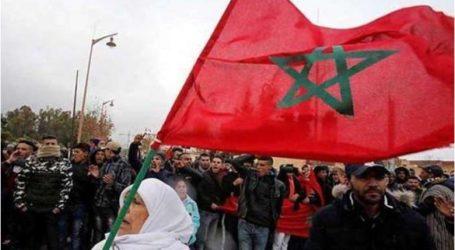 مئات المغاربة يحتجون بالرباط رفضا لـ صفقة القرن