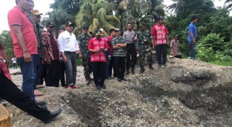 الفيضانات تضرب أربع مناطق فرعية في بانغجاي بوسط سولاويزي