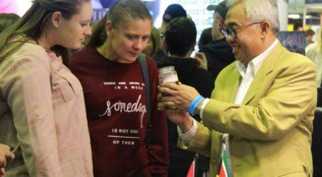 السفير الإندونيسي يشجع قهوة سوميدانغ في إفريقيا