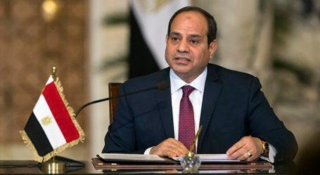 السيسي يعلق على التظاهرات في مصر
