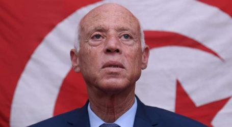 الرئيس التونسي يؤدي اليمين الدستورية ويؤكد أن دولته ستنتصر لفلسطين