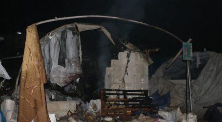 سوريا.. ارتفاع قتلى الهجوم الصاروخي على مخيم للنازحين بإدلب إلى 12