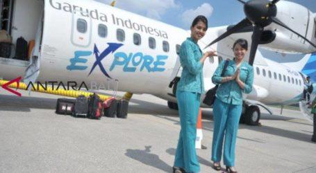 جارودا إندونيسيا تطلق خطا جديدًا يربط بين أمبون ودنباسار