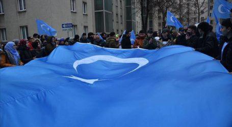 فيينا.. مظاهرة أمام السفارة الصينية ضد انتهاكاتها بحق الأويغور