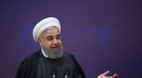 روحاني تفتح إمكانيات إيران إعادة العلاقات مع السعودية