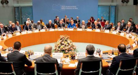 انطلاق مؤتمر برلين رسميا حول ليبيا