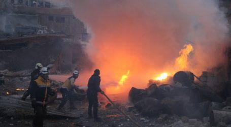 مقتل 26 مدنيا في غارات روسية على شمالي سوريا