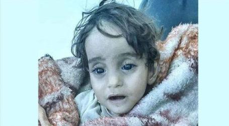 إيمان… طفلة سورية ماتت بسبب البرد بعد الهروب من قصف النظام
