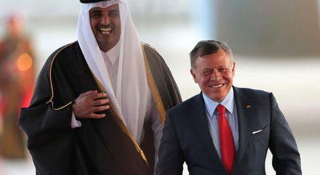 أمير قطر يزور الأردن الأحد القادم
