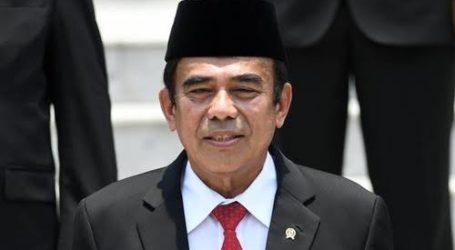وزير شؤون الدينية الإندونيسية فخر الرازي مصاب بكورونا