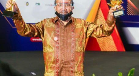 شركة ماهكام راجا ميغاس تفوز بأعلى جوائز BUMD 2020