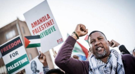 حفيد نيلسون مانديلا: القدس لن تكون أبدا لغير الفلسطينيين