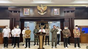 عاجل : الحكومة الإندونيسية حظرت الجبهة الدفاعية الإسلامية وأوقفت جميع أنشطتها داخل البلاد