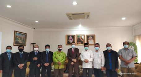 التعاون بين إندونيسيا والمملكة العربية السعودية :مسابقة حفظ القرآن والأحاديث