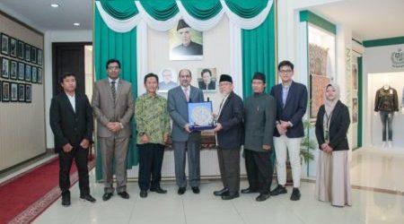 السفير الباكستاني لدي اندونيسيا : راغبون في تعزيز العلاقات مع إندونيسيا