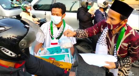 مجموعة عمل الأقصى الإندونيسية تتضامن مع الفلسطينيين في الأقصى