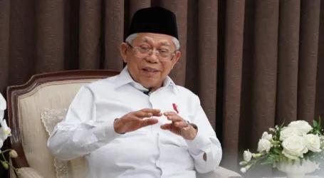 نائب الرئيس معروف أمين: إندونيسيا تحاول جاهدة الحد من الفقر