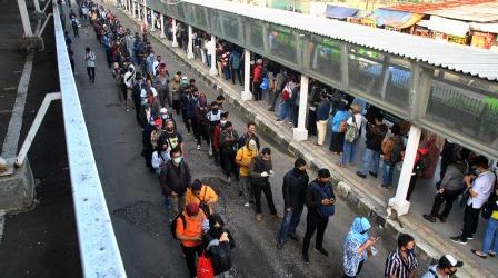 ارتفعت حالات كوفيد-19 في أندونيسيا إلى 12،906 في 24 ساعة
