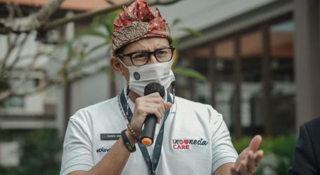 وزير السياحة : يجب على الطلاب المساعدة من أجل إحياء قطاع الاقتصاد الإبداعي في إندونيسيا