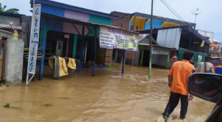غمرت الفيضانات الناجمة عن هطول الأمطار 16 قرية في جنوب آتشيه