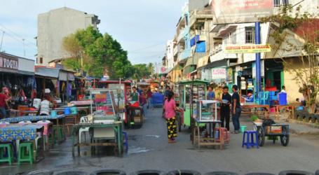 حكومة كوبانغ تقوم بغارات مرتجلة أسبوعية