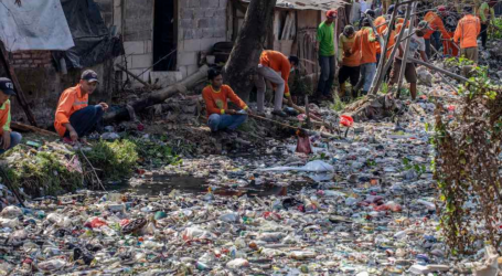 وزارة البيئة: 59٪ من الأنهار الإندونيسية جد ملوثة