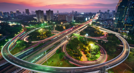 ارتفاع عائدات الضرائب في إندونيسيا بنسبة 4.9٪ في النصف الأول من عام 2021