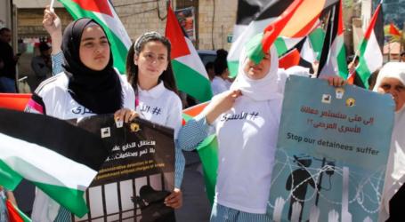 القدس.. إصابة 3 فلسطينيين إثر قمع إسرائيل وقفة تضامنية مع الأسرى