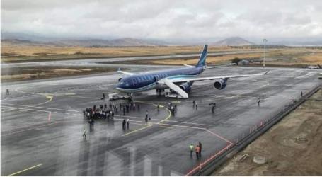 مطار فيزولي الكبير الأذربيجاني