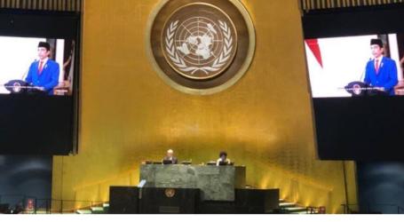 القضية الفلسطينية من أهم محاورالرئيسية لإندونيسيا في الجمعية العامة للأمم المتحدة