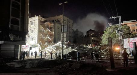 صحيفة: إسرائيل تدعو مصر للضغط على حماس لإيقاف الإرباك الليلي