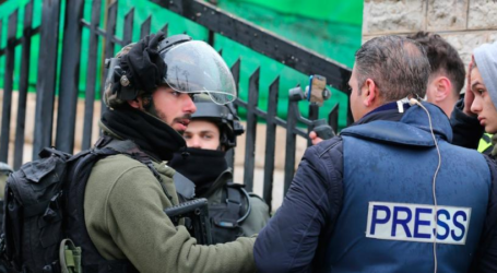 دعم الصحفيين: 233 اعتداء إسرائيلي على صحفيين منذ بداية 2021