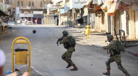 انتفاضة الأسرى.. إسرائيل تصيب عشرات الفلسطينيين بالضفة
