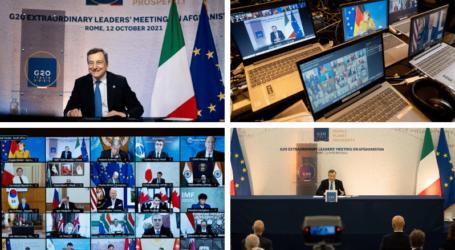 تعهد وزراء تجارة مجموعة العشرين بتعافي الاقتصاد من كوفيد-19