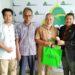 المجلس الإسلامي للتسويق والتجارة الإسلامية في زيارة لوكالة معراج للأنباء